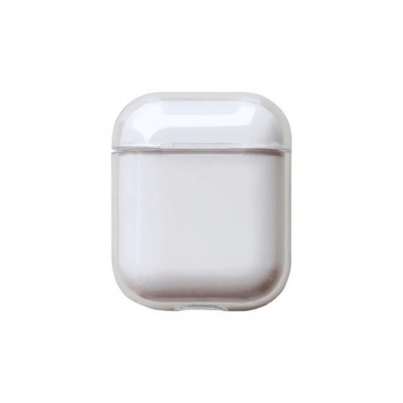 Coque Airpod transparente