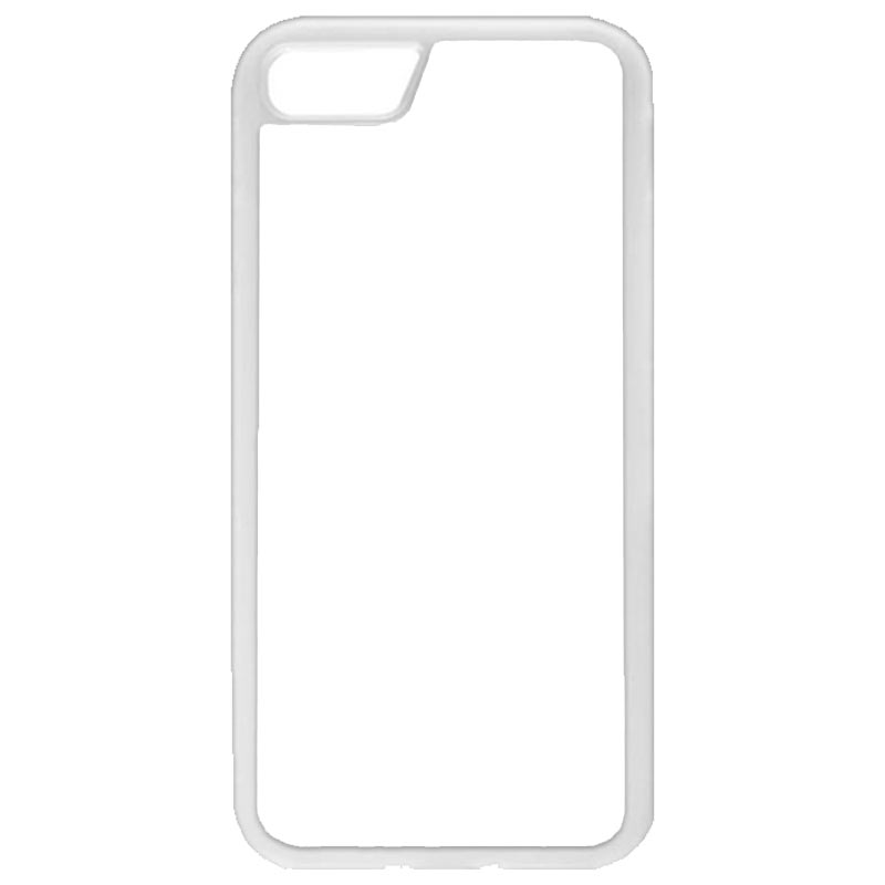 COQUE SUBLIMATION APPLE SILICONE TRANSPARENT