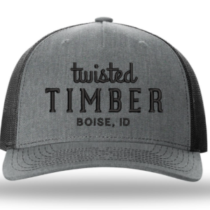 Open image in slideshow, Twisted Timber Hat