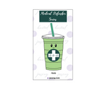 Matcha Medical Refreshers Pin