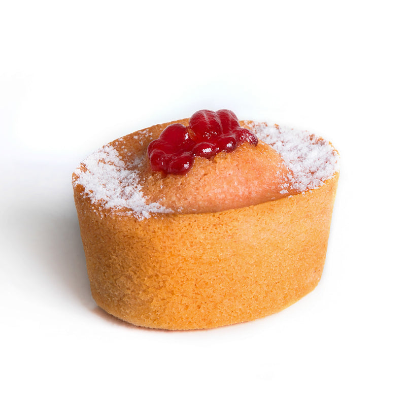 Raspberry Friands (6 pack)