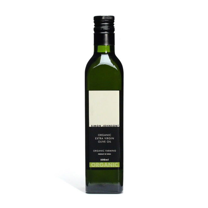 Simon Johnson EVOO Organic (500ml)