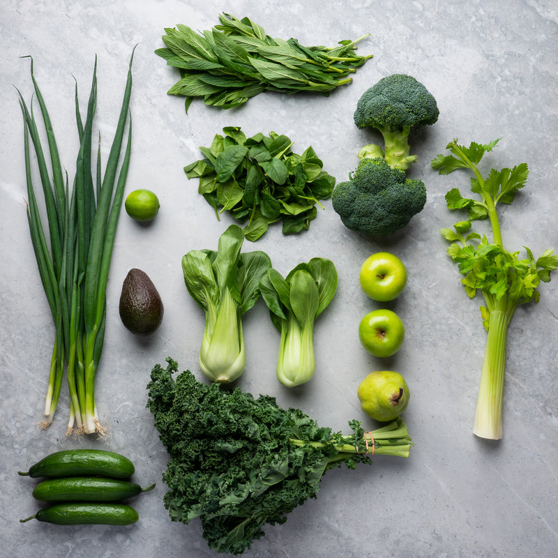 Super Greens Box