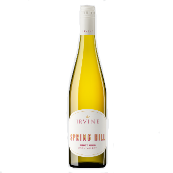 2019 Irvine Wines Springhill Pinot Gris