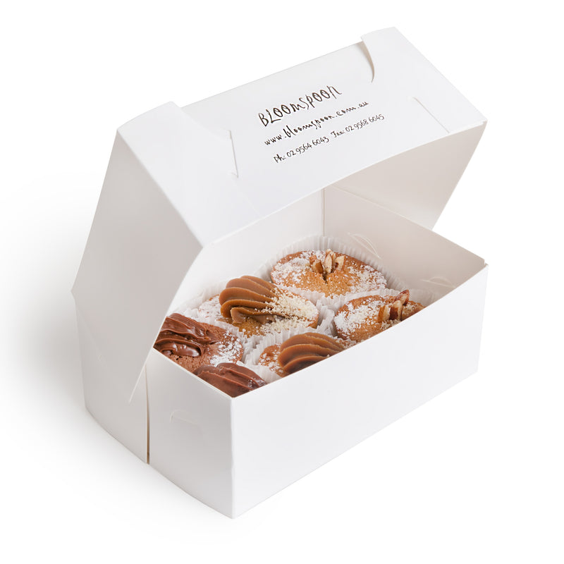 Friands MIX BOX (6 pack)