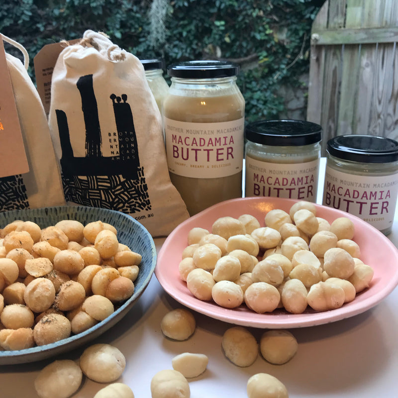 Macadamia and Nut Butter Combo Special