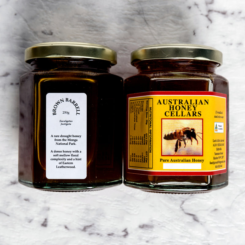 Brown Barrell Honey (Dark)