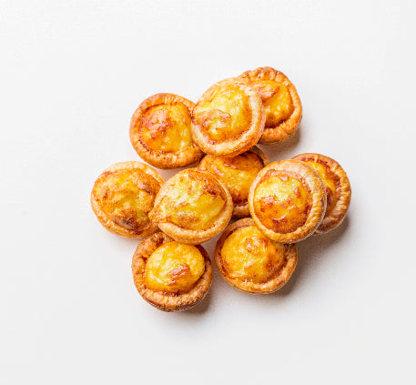 Manchego and Jalapeno Cheese Puffs (20 pcs)