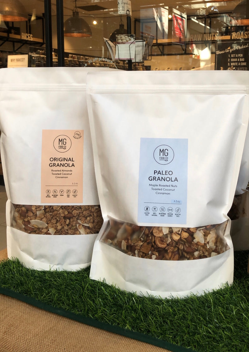 MG Food Paleo Granola