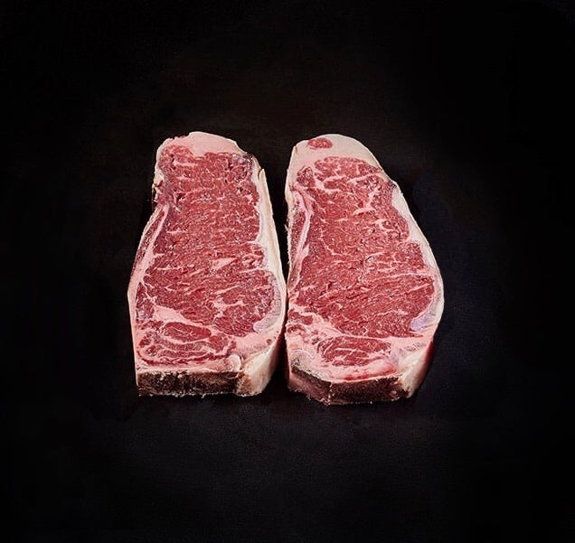 Dry Aged SIRLOIN on the Bone MBS 2+ (2 pack, 700g)