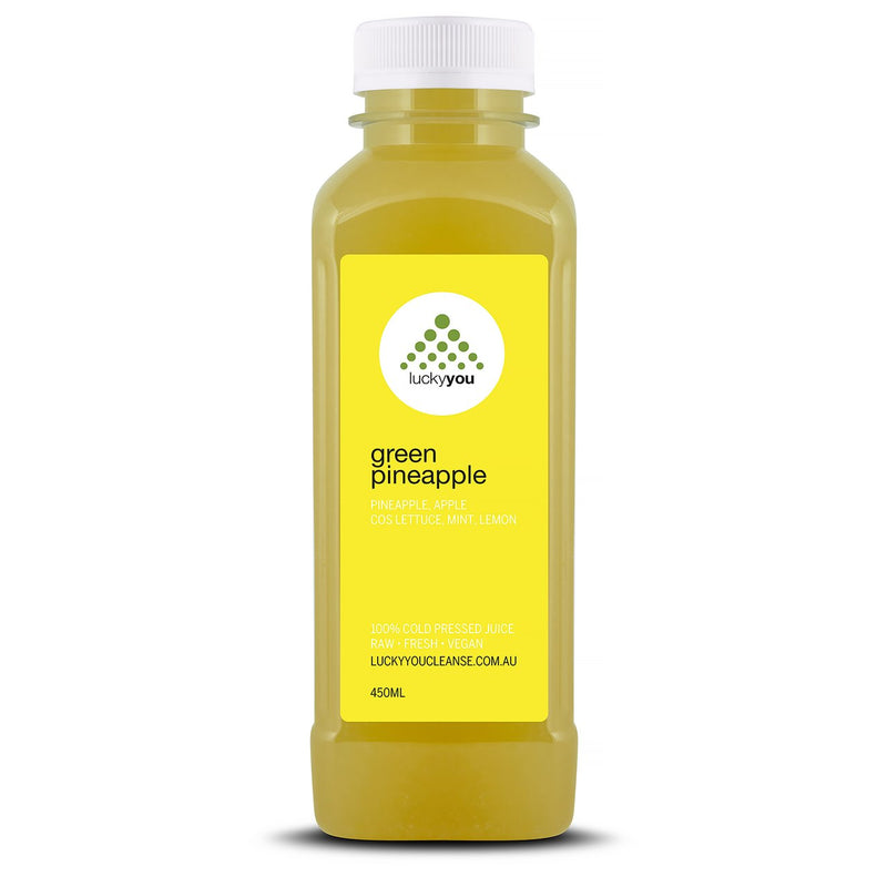 Lucky You Cleanse - Green Pineapple (470ml)