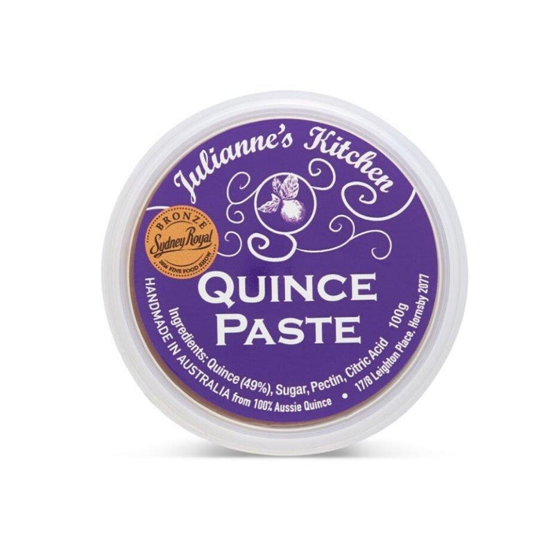 Julianne's Kitchen Quince Paste (100g)