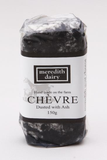 Goats Chèvre with Ash (150g)