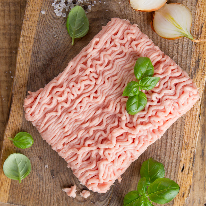 Chicken Thigh Fillet Mince (500g)