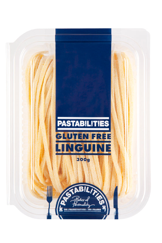 Pastabilities Fresh Egg Linguine GLUTEN FREE (300g)
