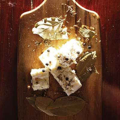 Marinated Buffalo Feta (300g)