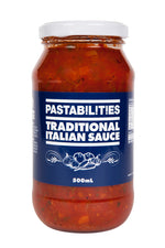 Pastabilities Traditional Italian SAUCE