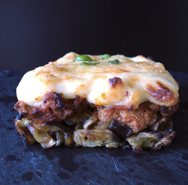 Traditional Beef Moussaka