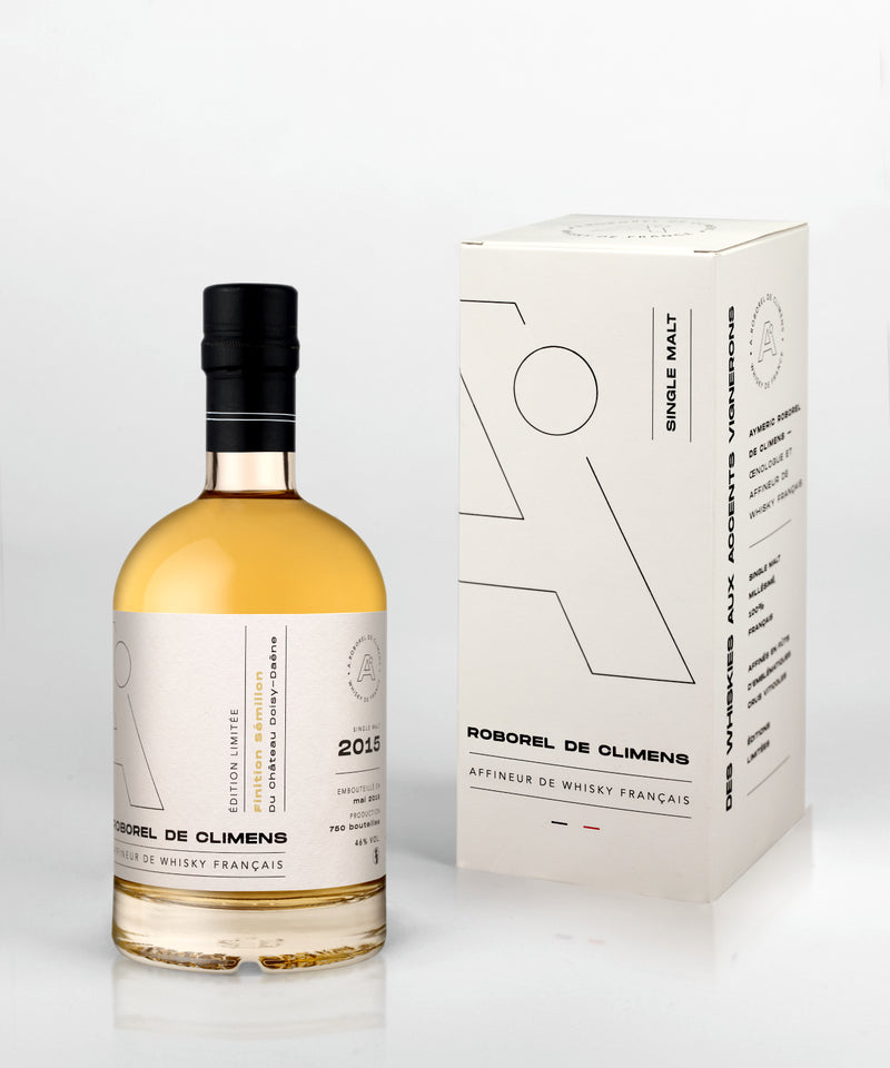 2016 Roborel de Climens WHISKEY Finition Semillon