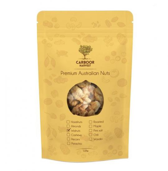 Carboor Harvest Walnuts (125g)