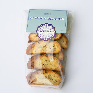 French Almond Biscuits