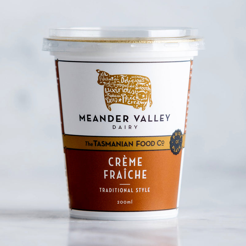 Meander Valley Créme Fraiche (200ml)
