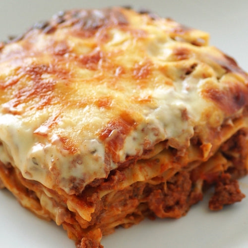 Traditional Beef Lasagne (1kg / Serves 3-4)