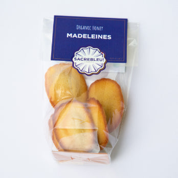 French Madeleines (5 per pack)