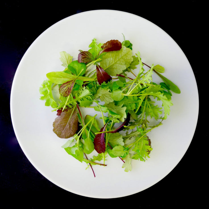 Petit Bouche Seasonal Mix (High End Salad)