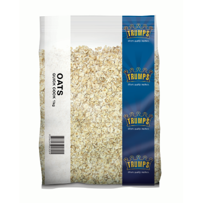 Trumps Quick Oats (1kg)