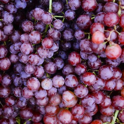 Red Grapes seedless 1kg