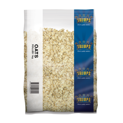 Trumps Rolled Oats (1kg)