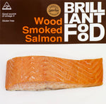Brilliant Food's Smoked Salmon (160g)