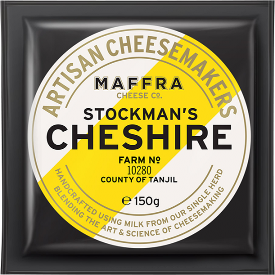 Maffra Stockmans Cheshire (150g)