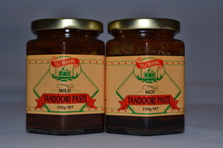 Tandoori Paste (Hot)