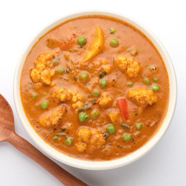 Durban Vegetable Curry