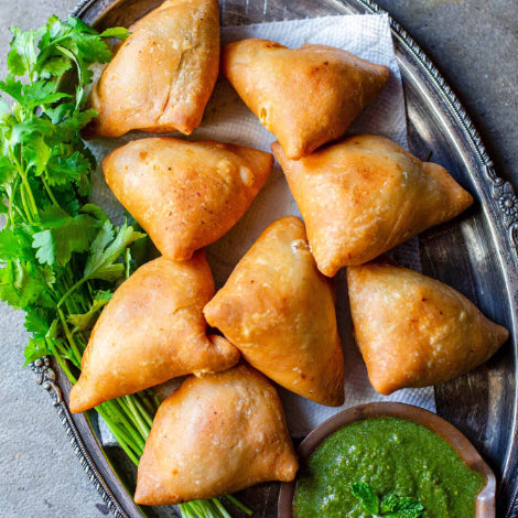 Vegetable Samoosas