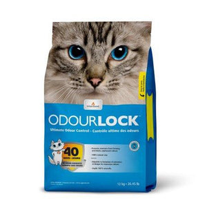 INTERSAND ODOUR LOCK CHAT AGGLOMÉRANTE ULTRA PREMIUM 12 kg