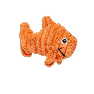 BUD'Z CHAT JOUET POISSON ROUGE 4.5""