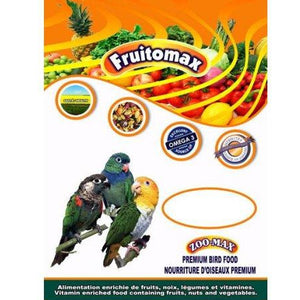 ZOOMAX FRUITOMAX OISEAUX CONURE & PETIT PERROQUET  2 LBS