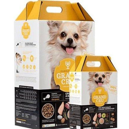 CANISOURCE GRAND CRU CHIEN POULET & CANARD SANS GRAINS 2KG