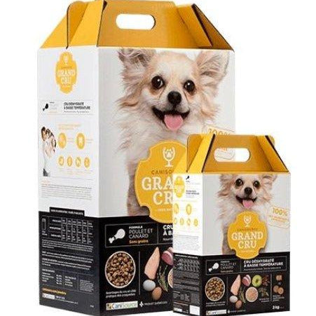 CANISOURCE GRAND CRU CHIEN POULET & CANARD SANS GRAINS 5KG