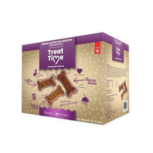TREAT TIME CHIEN ENROBES 7LBS