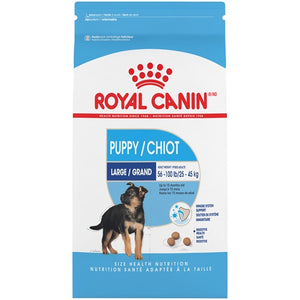 ROYAL CANIN LARGE Puppy / GRAND Chiot