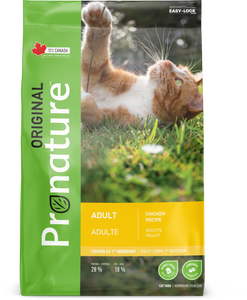 PRONATURE ORIGINAL CHAT Recette poulet 5KG