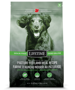 TROUW NUTRITION LIFETIME CHIEN SANS GRAINS AGNEAU 3.63KG