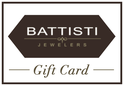 Gift card to Battisti Jewelers