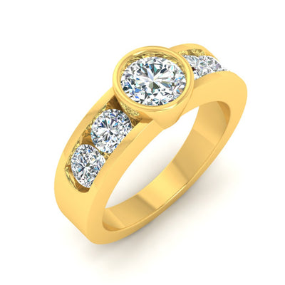 Cassandra Engagement Ring by Battisti Jewelers