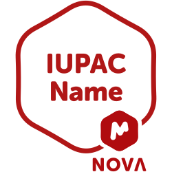 Mnova IUPAC Name-Annual-Academic-Single Nominated License