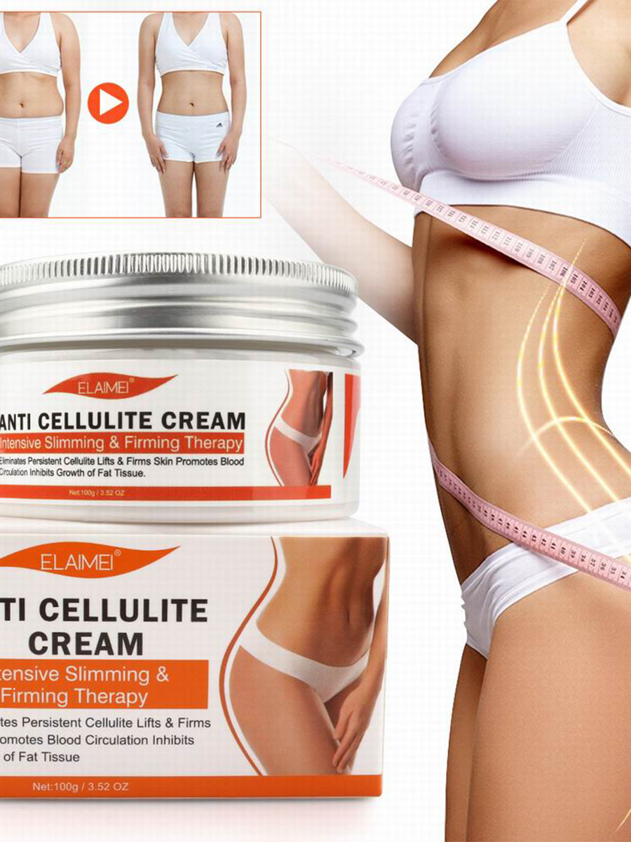 Magic Boost Orange Bottled Body Slimming Firming Cream